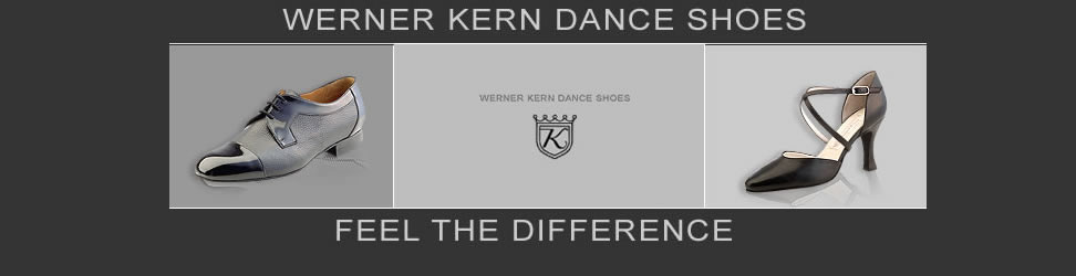 Werner Kern Dance Shoes