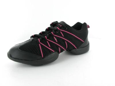 Bloch Tanz Sneaker BL 524 Criss Cross Pink