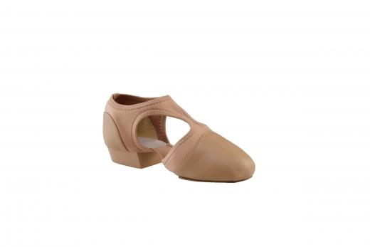 Capezio  Griechische Sandale Leder Pedini Femme 323 carmel