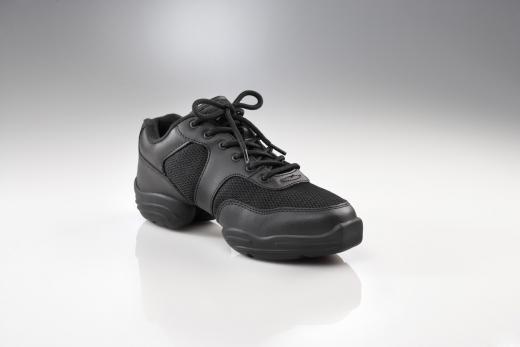 Capezio DS02 Sneaker Dansneaker Tanzsneaker in Schwarz