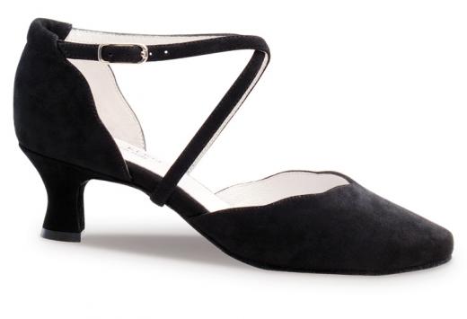 Anna Kern 572 Tanzschuhe 572-50 schwarz