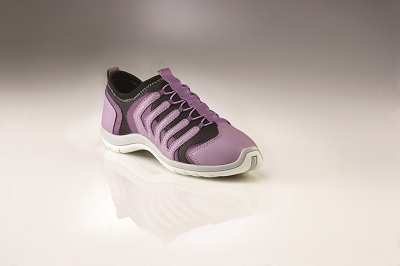 Capezio Sneaker DS100 Snakespine Purple restposten