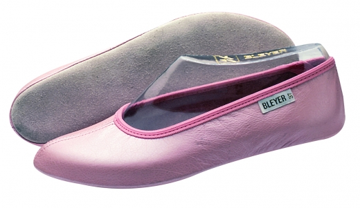 Bleyer 7211  Gymnastikschuhe  7211 Ballerina in Rosa