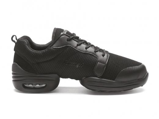 Rumpf 1516 Pepple  Sneaker Pepple  1516  schwarz Tanzsneaker