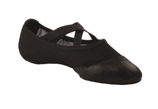 Capezio Breeze FF02 schwarz Ballettschuhe