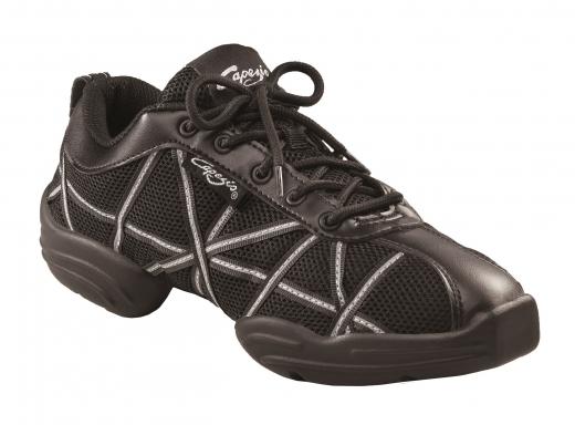 Capezio Sneaker DS19 Web reflectiv silber /Grau