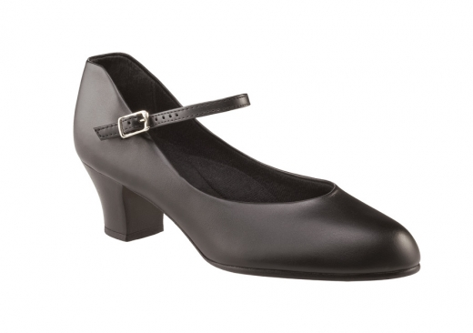 Capezio Jr. Footlight 550 Charakterschuhe