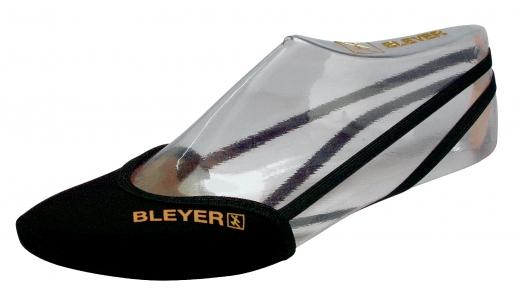 Bleyer 1834 RSG Kappen normale Form Modell 1834 schwarz Gymnastikkappe