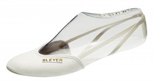 Bleyer RSG Kappen normale Form Modell 1828 weiß Gymnastikkappe