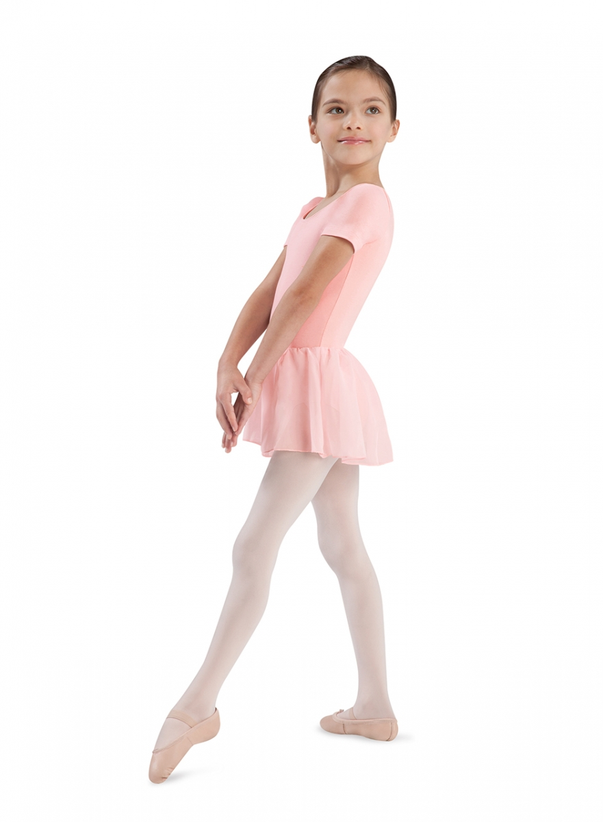 bloch kinder ballett trikot anzug cl5342