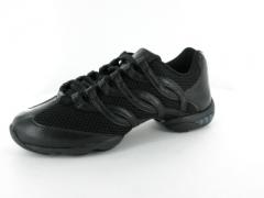 Bloch Tanz Sneaker BL 522 Twist schwarz Tanzsneaker Restposten