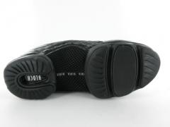 Bloch Tanz Sneaker BL 523 Wave schwarz
