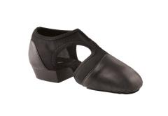 Capezio  Griechische Sandale Leder Pedini Femme 323 schwarz