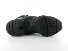 Capezio DS01 Sneaker Dansneaker in Schwarz Tanzsneaker