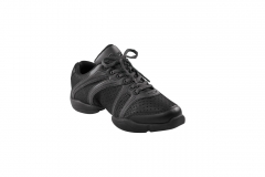Capezio Sneaker DS30 Bolt schwarz Tanzsneaker Fitnessschuhe Restposten