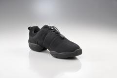 CAPEZIO DS10 TOOGLE Dance Sneaker DS10 schwarz Tanzsneaker