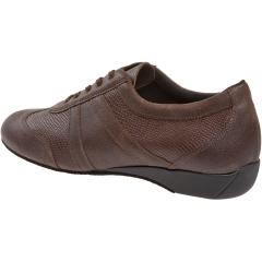 Diamant 133-225-489 Herren Tanzschuhe Ballrom Sneaker braun 133-225-489 Inkl. Mc-Tanz Aufraubürste