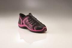 Capezio Sneaker DS100 Snakespine Pink restposten