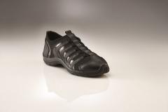 Capezio Sneaker DS100 Snakespine Schwarz restposten
