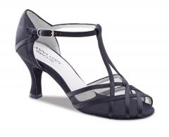 Anna Kern 640 Damen Tanzschuhe 640-60 schwarz