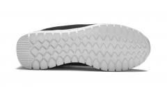 Rumpf Dance Sneaker 1620 Mobster grau
