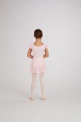 Capezio 3973 Kinder Ballett Trikot Anzug Ballettkleid 3973c Rosa
