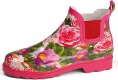 Beck Damen Gummistiefel Regenstiefel 520 Wild Rose
