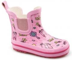 Beck Kinder Gummistiefel Regenstiefel Mädchen 540 Prinzessin