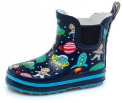 Beck Kinder Gummistiefel Regenstiefel Jungen Beck 812 Space