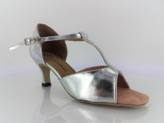 Exclusive Danceshoes Modell 166906 silber Restposten
