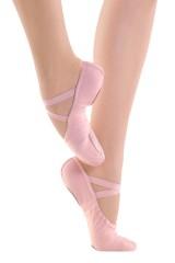 So Danca Schläppchen SD11 Ballettschuhe Restposten weiss
