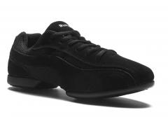 Rumpf Sneaker Rumpf Jive 1592 schwarz Tanzsneaker