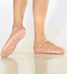 So Danca Schläppchen BAE 14 Ballettschuhe schwarz Restposten