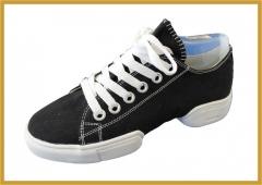 IWA 3070 Sneaker Tanzsneaker Modell 3070 schwarz geteilte Sohle