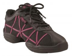 Capezio Sneaker DS19 Web Pink Tanzsneaker Rosa