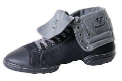 Rumpf Sneaker 1561 Two Star Sneaker Tanzsneaker