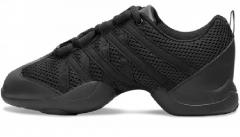 Bloch Tanz Sneaker BL 524 Criss Cross schwarz