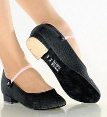 SoDanca Charakterschuhe Low Heel RO01 Tanzschuhe