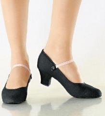 SoDanca Tanzschuhe Charakterschuhe Cuban Heel RO02