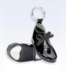 Mini-Steppschuh-Schlüsselsanhänger KCE02