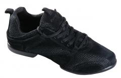 Rumpf Sneaker Nero 1566 schwarz Tanzsneaker