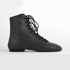 Rumpf Damen Gardestiefel 4125 Tanzstiefel schwarz