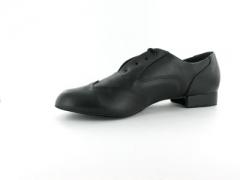 So Danca Swingschuhe Tanzschuhe Jz97  Absatz 2,0 cm Schwarz