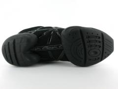 Capezio Sneaker DS19 Web schwarz Tanzsneaker