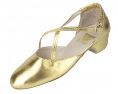 Rumpf Tanzschuhe 2021 Broadway 3,0 cm Absatz gold