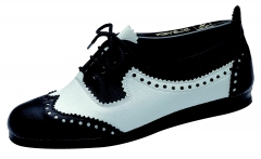 BLEYER Swing Boogie Woogie Tanzschuh 7135 Lindy Hopper Lace