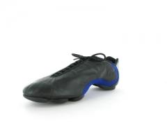 BLOCH 570 Jazztanzschuhe  570 Amalgam schwarz blau Restposten