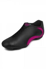 BLOCH Jazztanzschuhe  570 Amalgam schwarz pink